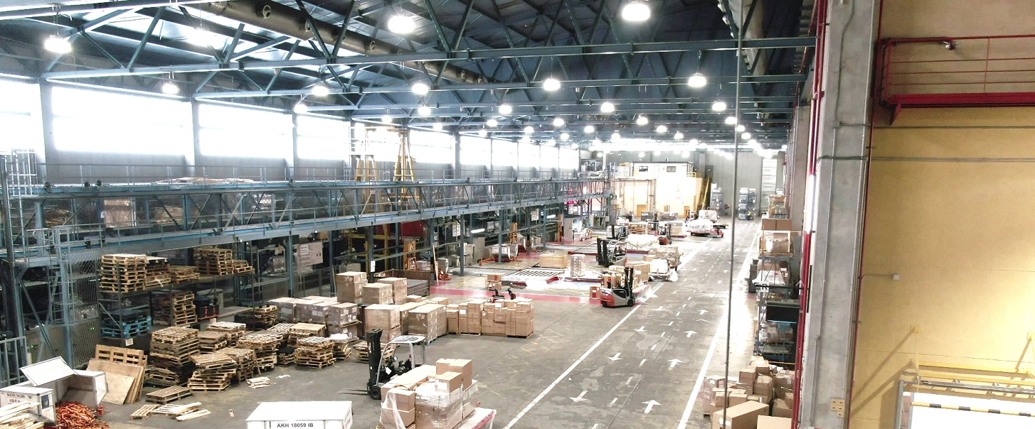 Supply Chain Trends 2020: Drones in Warehouses